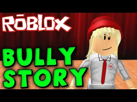 ONLINE BULLYING in ROBLOX! (Bully Story)