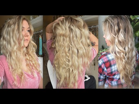 Natural Overnight Beach Waves | NO HEAT REQUIRED