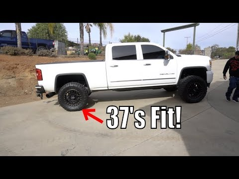 The Most Practical Lift Kit!