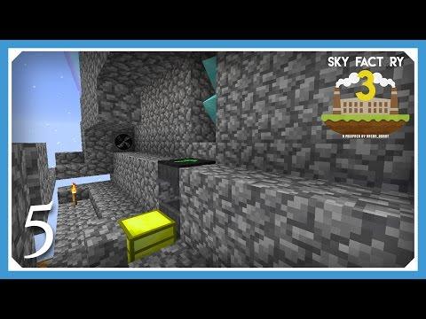 FTB Sky Factory 3 | AFK Auto Mob Farm Upgrade! | E05 (Modded Skyblock Minecraft 1.10.2)
