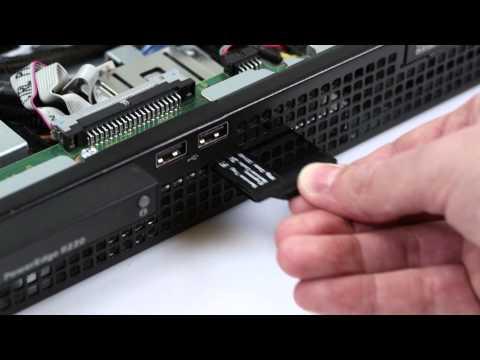 PowerEdge R220: Express Service Tag (EST)
