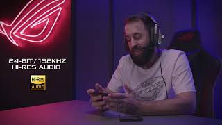 ROG Phone: Performance, Cooling, and Audio