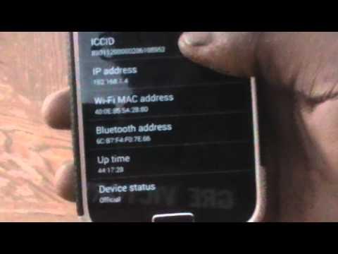 Is my Samsung Galaxy S4 Genuine?