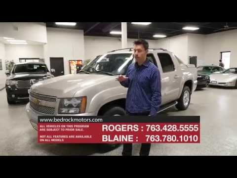 Used CLEAN 2007 Chevrolet Avalanche Z71- Rogers, Blaine, Minneapolis, St Paul, MN 6236