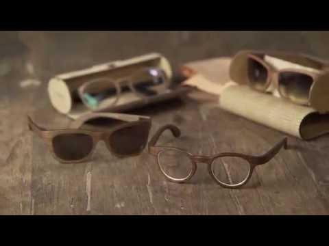 Wooden Eyewear by Framed by Karl