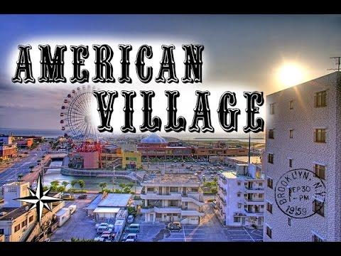 American Village Okinawa, Japan