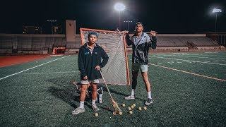 DAY IN THE LIFE OF A USC LACROSSE PLAYER (d1)