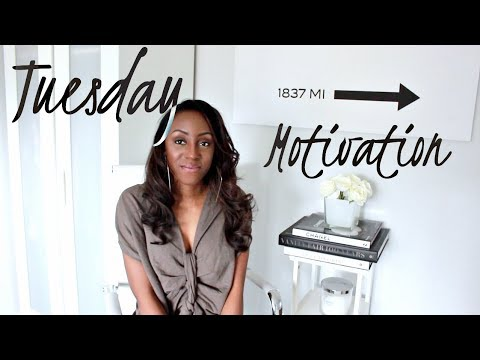 TUESDAY #MOTIVATION - WHY THE EARLY BIRD CATCHES ALL THE WORMS | Style With Substance