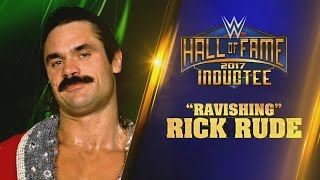 """""""Ravishing"""" Rick Rude to be inducted to the Hall of Fame Class of 2017"""