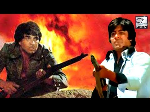 When Dharmendra Almost Took Amitabh Bachchan's Life