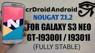 CRDROID OS V3 8 7 Nougat Custom Rom For MT6572 KK Kernel 3 4 67