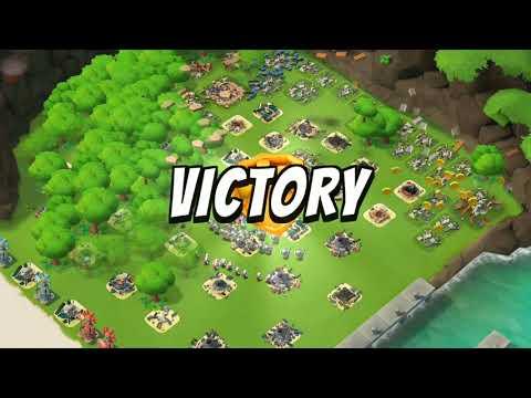 Boom Beach: Imitation Game beaten in 15 minutes