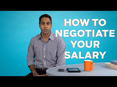Ask Ramit: How can I negotiate salary when they tell me they can't pay more?