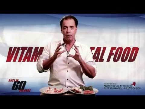 Real Food vs Synthetic Vitamins | How Food Impacts Brain, Body, & Performance | Russ Scala