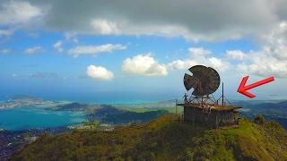Haiku Stairs: The Hawaii Stairway to Heaven