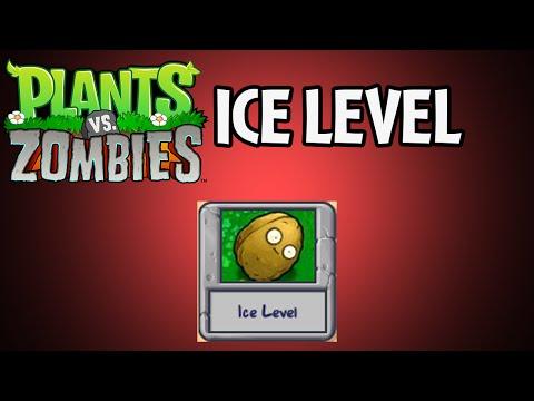 Plants vs. Zombies - Ice Level [HIDDEN MINI-GAME] [BROKEN]