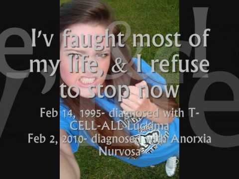 Personal Anorexic to Healthy diet