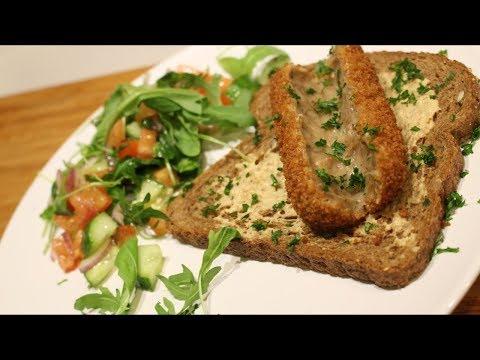 Croquette Sandwich