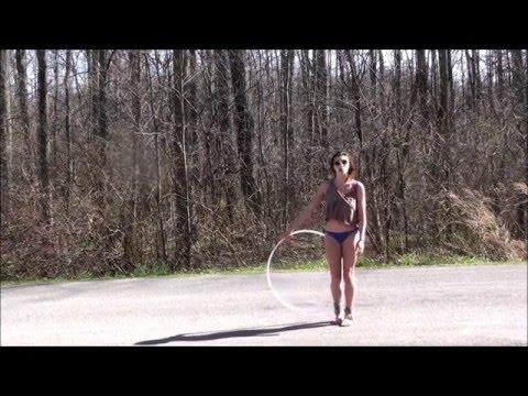 Beginner Sequence Hula Hoop Trick Tutorial
