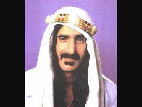 "FRANK ZAPPA-""I Have Been In You"" LYRICS"