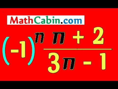 Infinite Sequence Convergence/Divergence #2 (calculus infinite series)