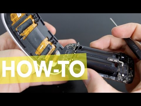 SAVE YOUR MAGIC MOUSE FROM LEAKED BATTERIES / TEARDOWN HD