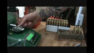 Savage 110 BA 338 Lapua Magnum Reloading update with