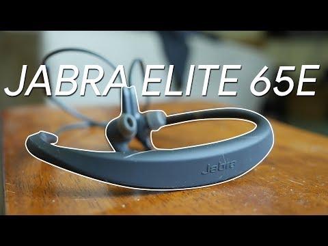 Jabra Elite 65e hands-on