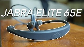 Jabra Elite 65e hands-on