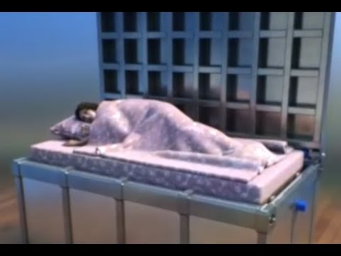 A Bed That Eats You