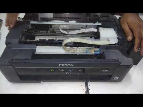 Epson L210 L220 L360 L380 L3110 Service Required General