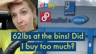 Bread and Butter Brands at the Goodwill Outlet / October 2021 Bins Haul