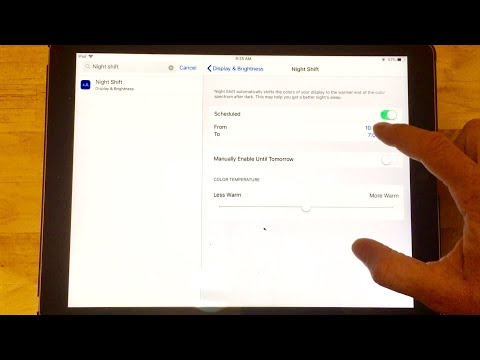 How To Block Blue Light On iPhone And iPad