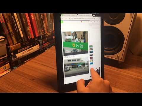 AMAZON fire hd 10 - chrome speed 아마존 파이어 HD 10
