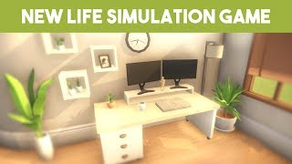 Download RESIZE, STACK, & FLIP OBJECTS! | New Life Simulation Game (Paralives) Video