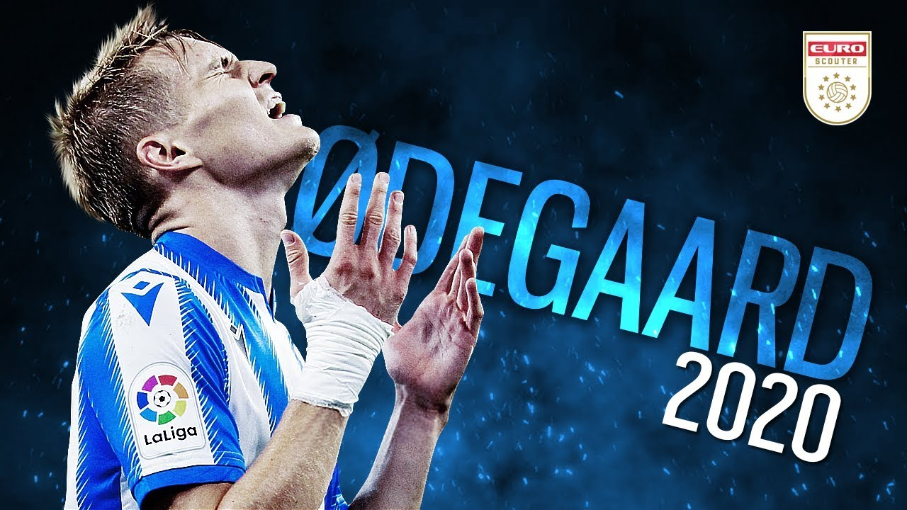 Martin Ødegaard - The Missing Piece In Real Madrid's Midfield - Insane Skills & Goals 2020