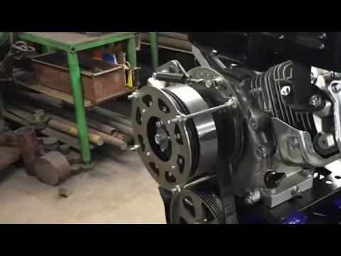 Генератор лодочный мотор видео
