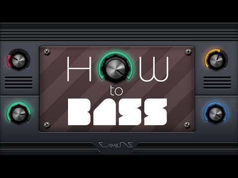 How To Bass 199: Multisampled Modular