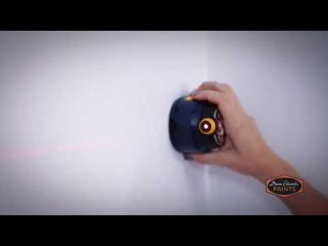 How to Paint a Stripe Wall