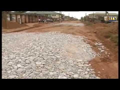 Rehabilitation work commences on Uwelu and Uwasota roads
