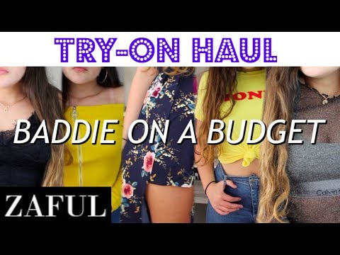 TRY-ON HAUL : Je teste ZAFUL !