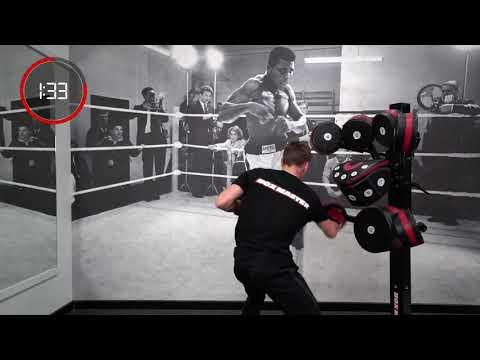 BoxMaster Workout - Round 6