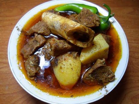 Aloo Gosht Ka Shorba Salan Recipe By AAmna's Kitchen