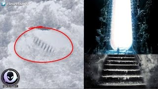 "WHAT? Giant ""Staircase"" Found On Antarctica! 1/9/17"
