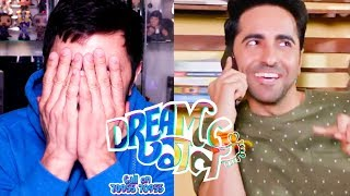 DREAM GIRL | Ayushmann Khurrana | Nushrat Bharucha | Trailer Reaction | Jaby Koay