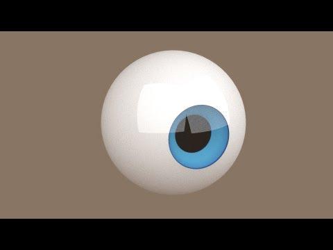 Byteweiser Tutorial: Making a Cartoon Eyeball and Iris - Part2