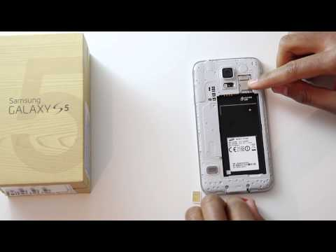 What Sim Card does the Samsung Galaxy S5 use?