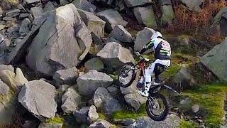 Riding with Trials Bike Legend Dougie Lampkin