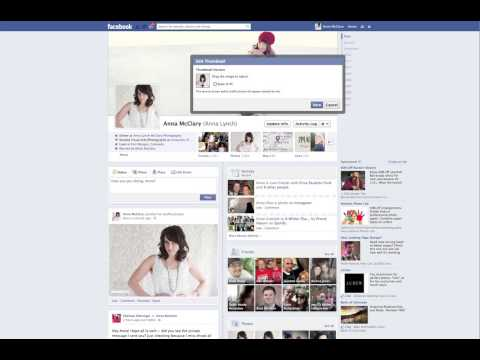 How To Make Profile Picture Without Cropping on Facebook