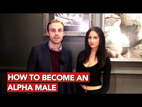 How to become an alpha male?
